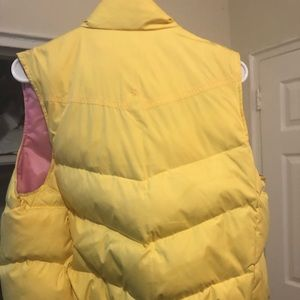 Brand new women's best yellow and pink